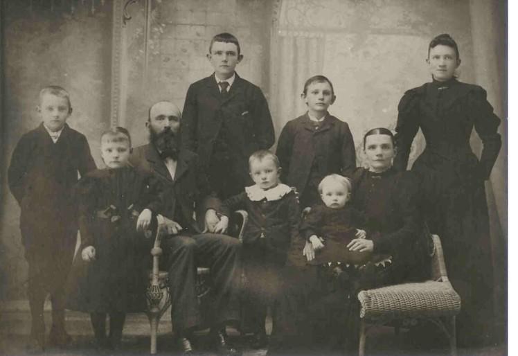 Henry Eggers family