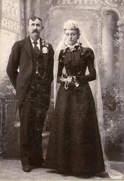 Maria Schmidt William Doering Wedding
