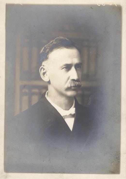Theodore Buenger
