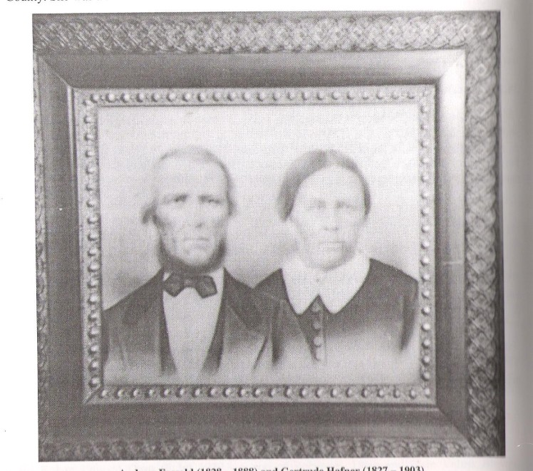 Andrew and Gertrude Fassold