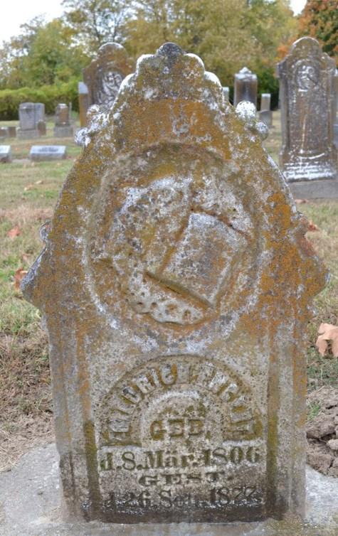Friedrich Engert tombstone