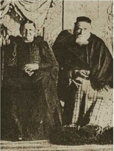 Johanne and Sophia Rennicke