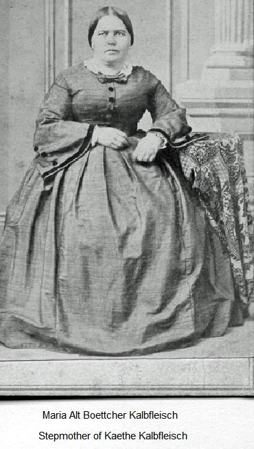 Maria Boettcher Kalbfleisch