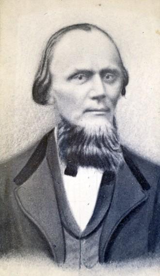 Theodore Ernst Buenger