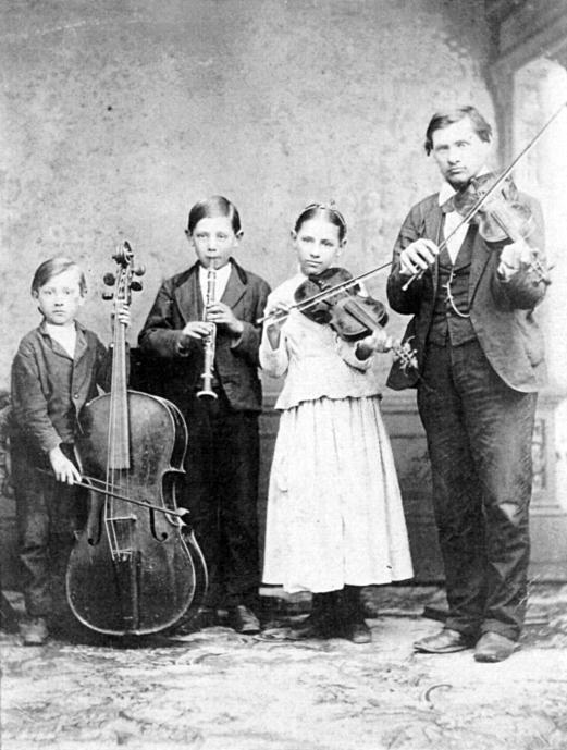 William Drumtra children