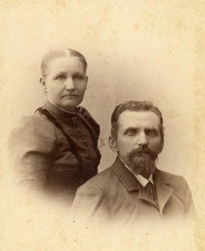 Ehregott and Elizabeth Richter