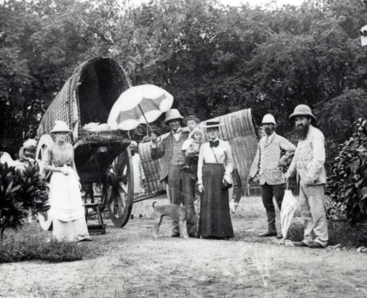 Nauman arriving in India