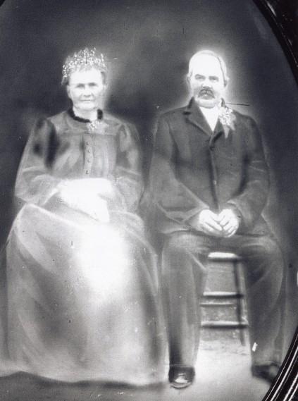 Richard and Johanna Petzoldt