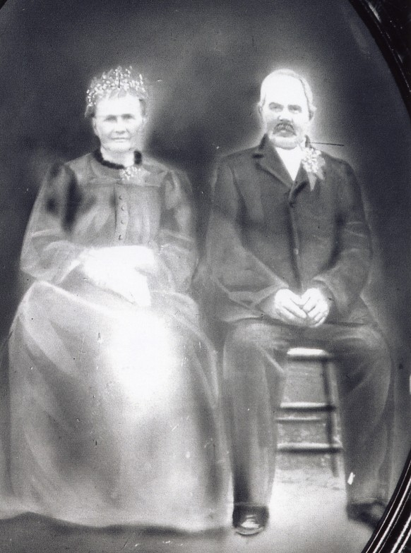 Richard and Johanna Petzoldt