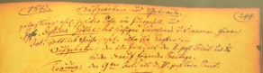 Grebing Goethe marriage record pt. 2