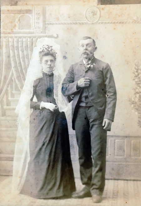 Jacob and Caroline Schlimpert wedding