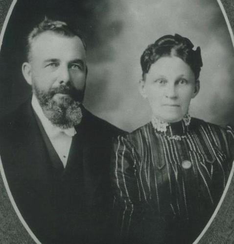 John and Dorothea Theiss