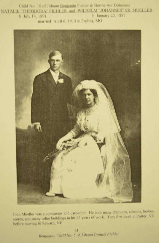 John and Theodora Mueller