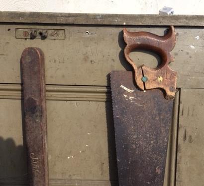 Joseph Weinhold tools
