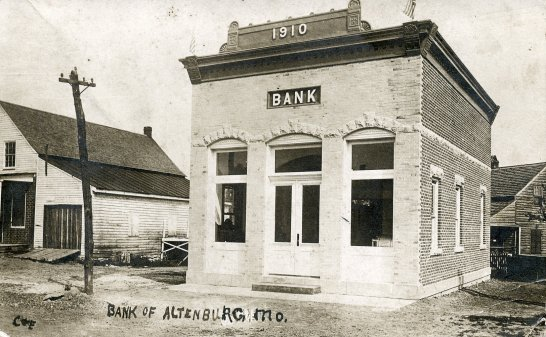 bank of Altenburg