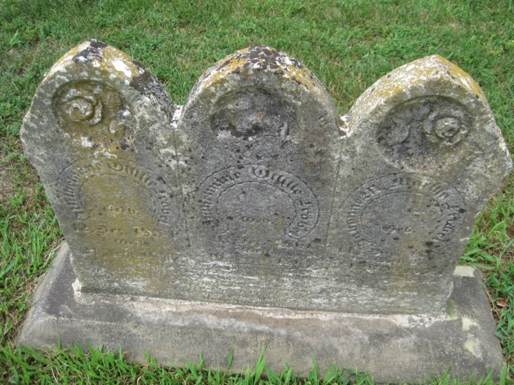 Froebel girls gravestone