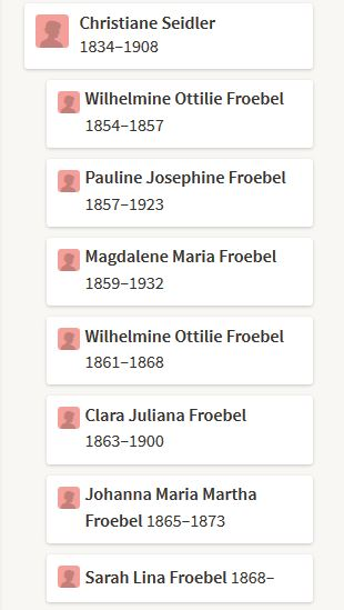 Froebel girls