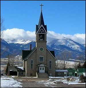 Hope Lutheran Church Westcliffe CO
