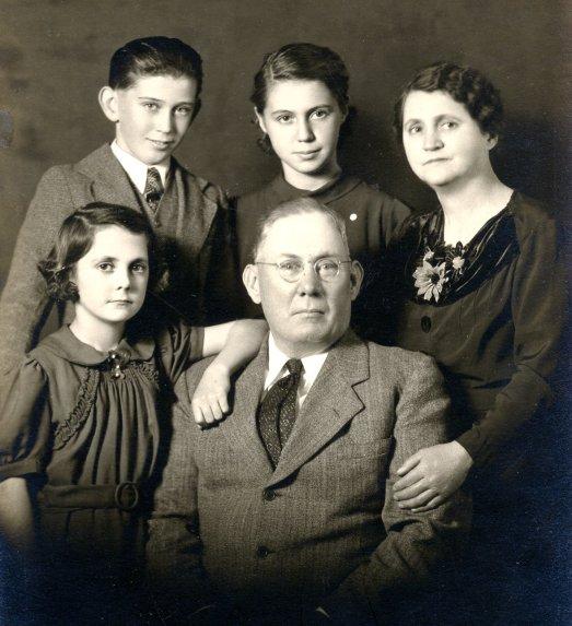 Joseph Fiehler family