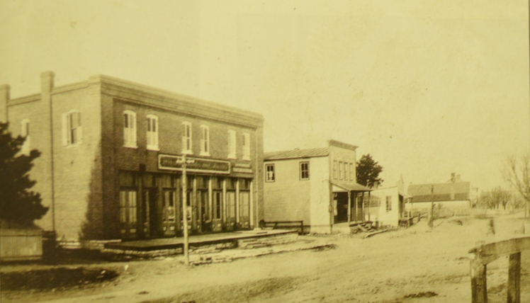 Lueders Store 1908
