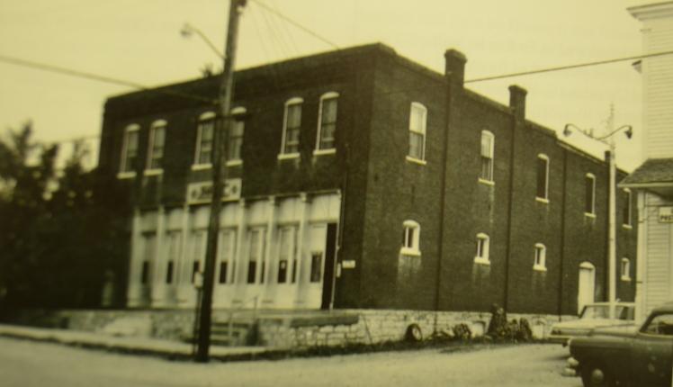Lueders Store 1960's.JPG
