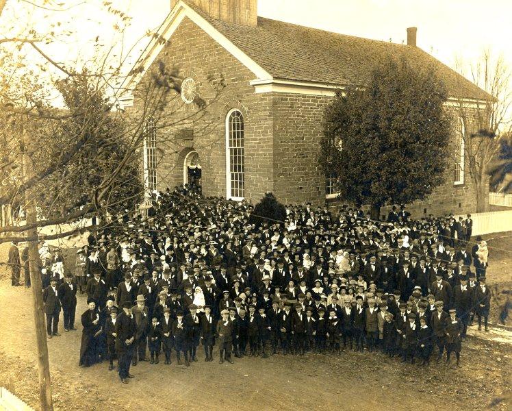 Trinity 1917