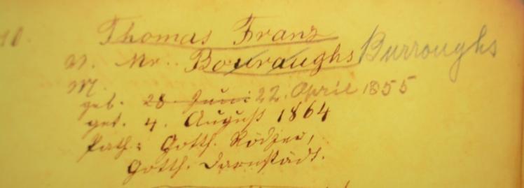 frank-burroughs-baptism-record