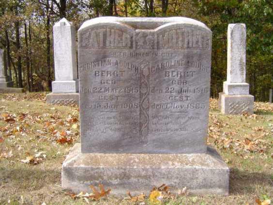 bergt-gravestone