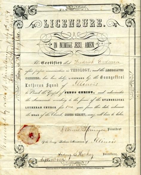 friedrich-erdmann-licensure