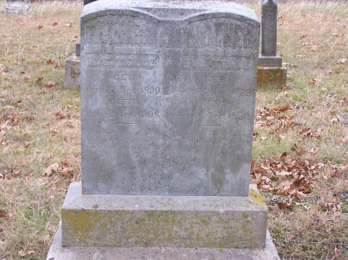 telle-tombstone