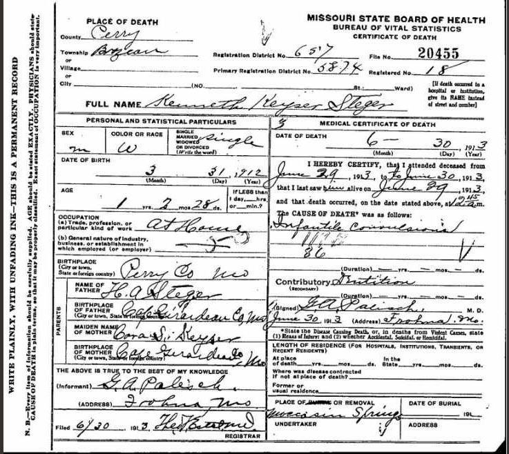 kenneth-steger-death-certificate