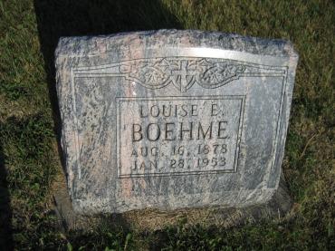 louise-boehme-gravestone