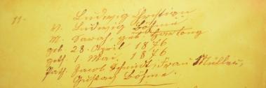 ludwig-boehme-baptismal-record