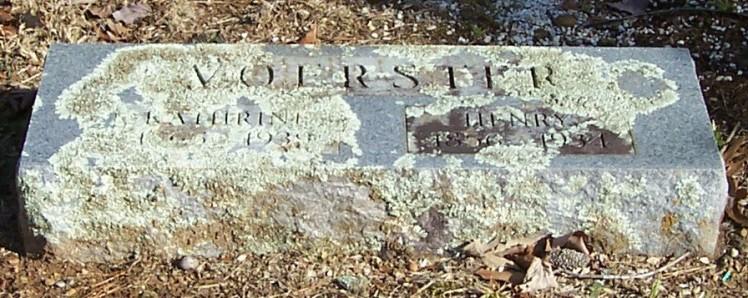voerster-gravestone