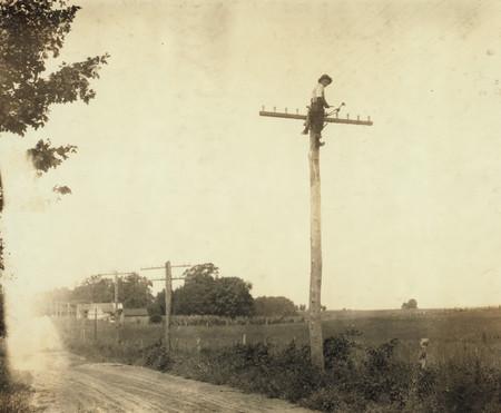 Telegraph Lineman