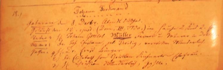 johann-ferdinand-mueller-baptism-record