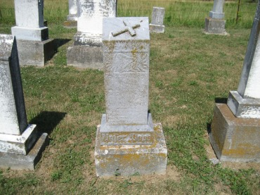 johann-ferdinand-mueller-gravestone