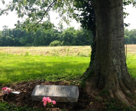 martin-and-angeline-palisch-gravestone