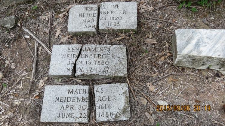 niedenberger-gravestones-collinsville
