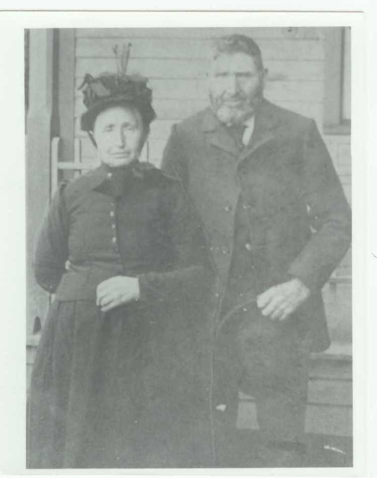 Dietrich and Margaretha Guetersloh