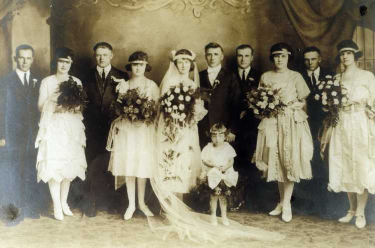 Frentzel Buenger wedding