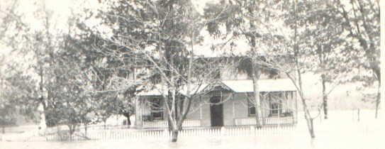 Guetersloh farmhouse 1944 flood