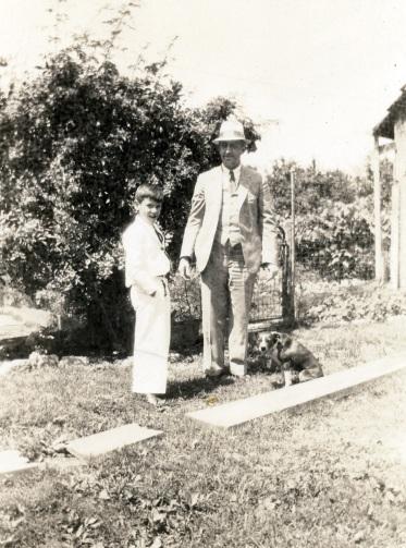 Leo Lottes George Bock & Topsy