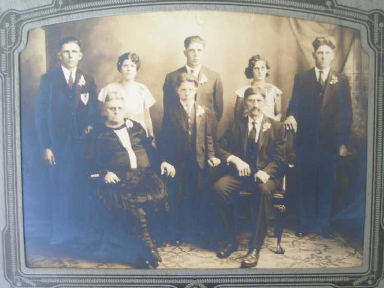 Louis Gerler, Jr. family