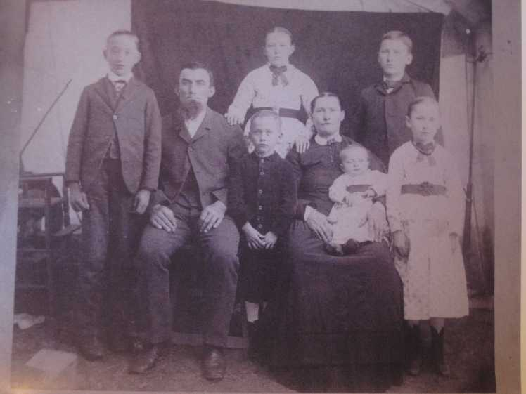 Louis Gerler, Sr. family