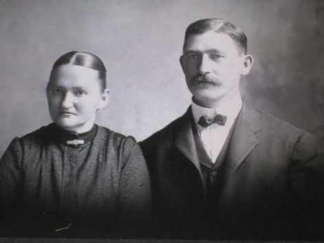Louis Sr. and Emma Gerler