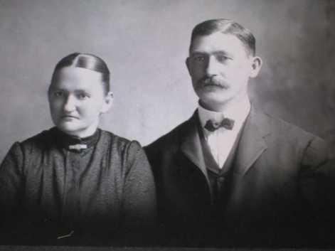 Louis Sr. and Emma Gerler