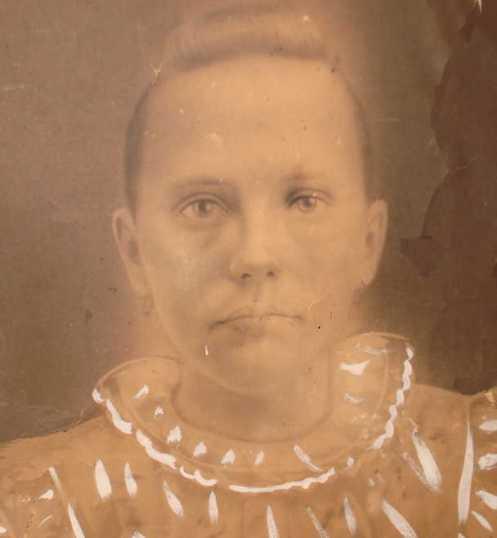 Martha McCain Jacob