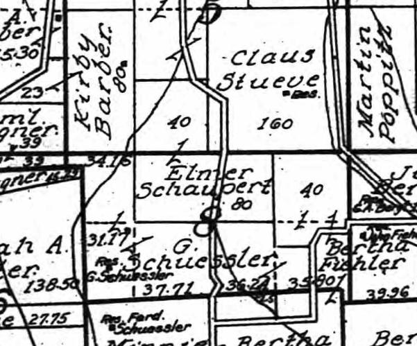 Schaupert land 1915