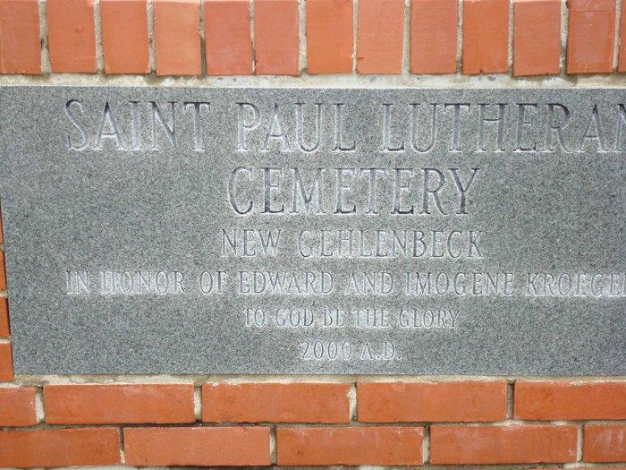 St. Paul Hamel Cemetery